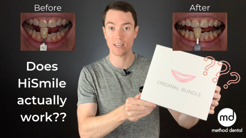 Hismile Review Does It Actually Work Is It Worth Your Money